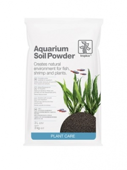 Tropica - Aquarium Soil Powder, 3kg