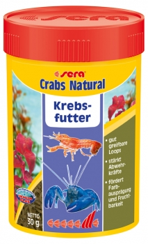 Crabs natural 100ml (30g)