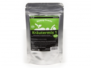Shrimp Snacks Kräutermix 1 +Frucht, 30g