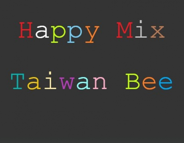 5 x Happy Mix Taiwan Bee